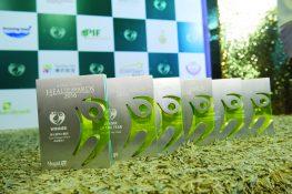 MegaLife頒發獎座表揚對健康產業有貢獻的領袖與企業。